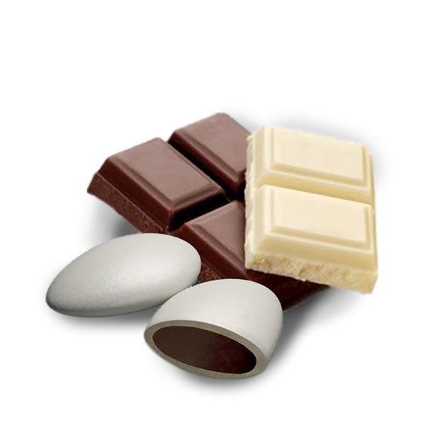 confetti al cioccolato